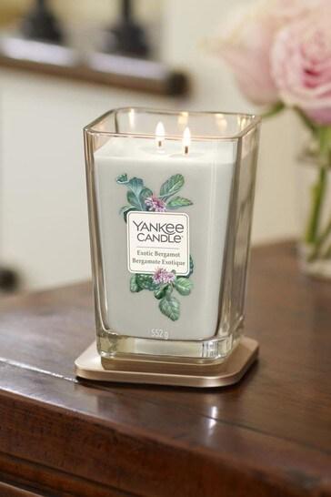 Yankee Candle Elevation Large Exotic Bergamot Candle