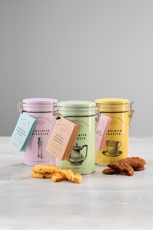 Chocolate Coated Biscuits Trio by Cartwright & Butler
