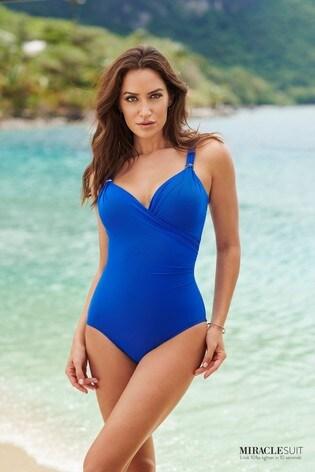 Miraclesuit® Blue Siren Swimsuit
