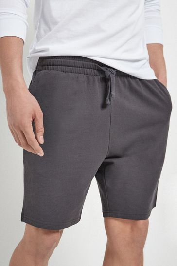 Slate Without Stag Shorts Lightweight Loungewear