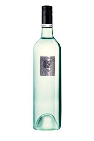 Le Bon Vin Berton Vineyards Metal Label Sauvignon Blanc