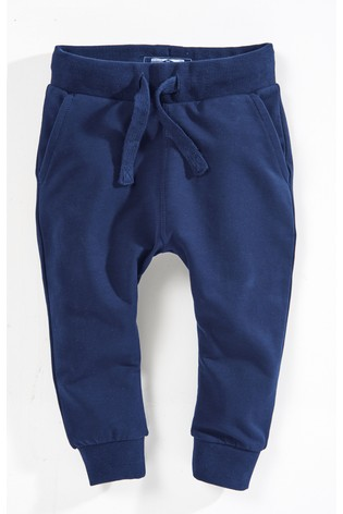 Blue/Grey/Navy 3 Pack Super Skinny Joggers (3mths-7yrs)
