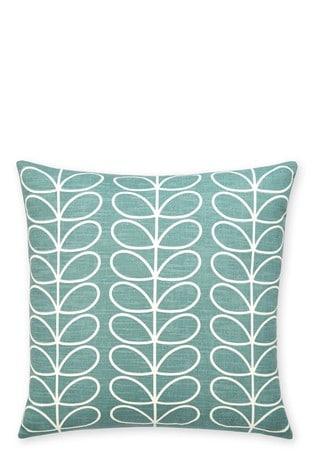 Orla Kiely Linear Stem Geo Cotton Square Cushion