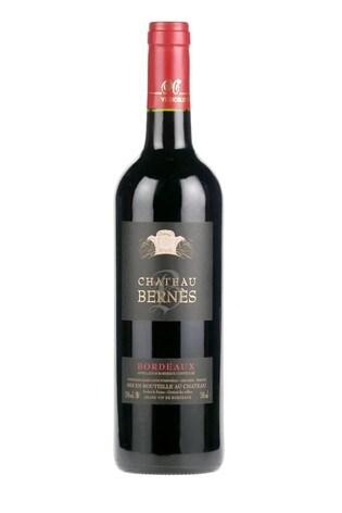 Le Bon Vin Chateau Bernes Bordeaux Rouge