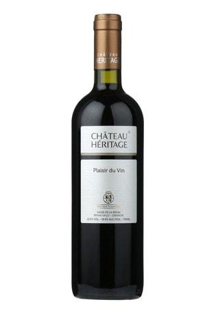 Chateau Heritage Plaisir Du Vin Rouge Single by Le Bon Vin