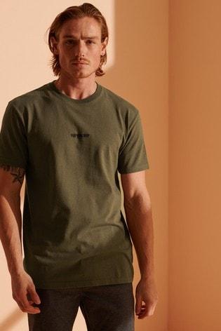 Superdry Micro Logo Box Fit T-Shirt