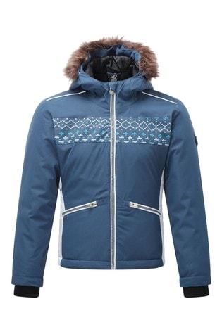 Dare 2b Blue Far Out Waterproof Ski Jacket