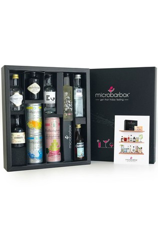 Gin Cocktail Box by MicroBarBox