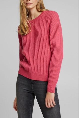 Esprit Pink Sweater