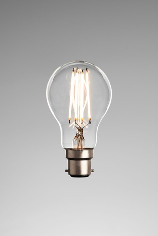 BC 6W LED GLS Dimmable Bulb