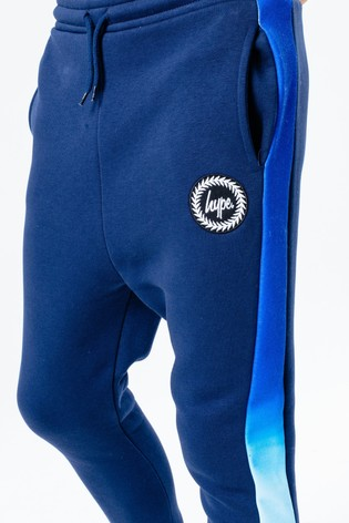 Hype. Kids Blue Fade Joggers