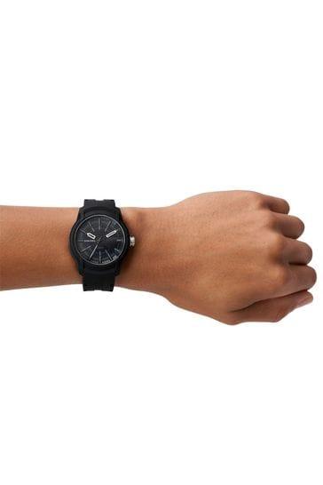 Diesel® Armbar Silicone Watch