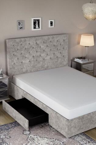 Paris Two Drawer Bed