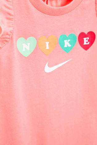 Nike Baby Heart Romper