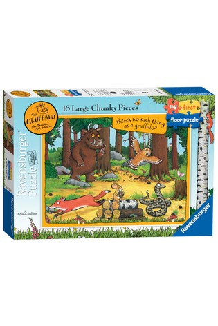 Ravensburger My First Floor Puzzle - The Gruffalo