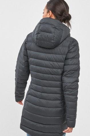 Berghaus Jet Black Hudsonian Down Padded Coat