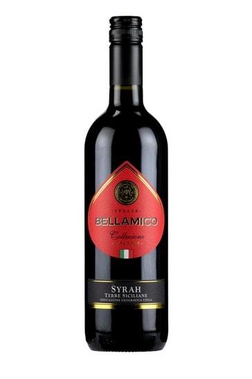 Syrah Terre Siciliane Bellamico Single by Le Bon Vin