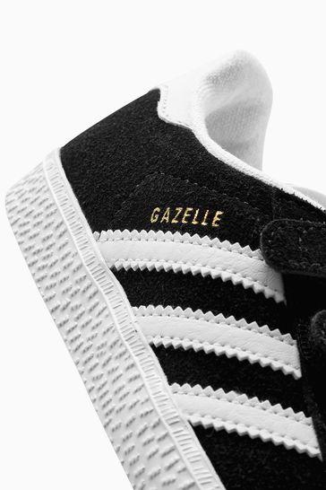 adidas Originals Gazelle Velcro Youth Trainers