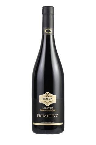 Primitivo Salento IGT Rocca Estate Single by Le Bon Vin