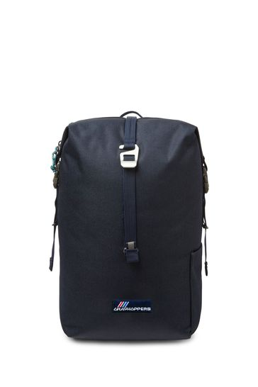 Craghoppers Blue 16L Kiwi Roll Top Backpack