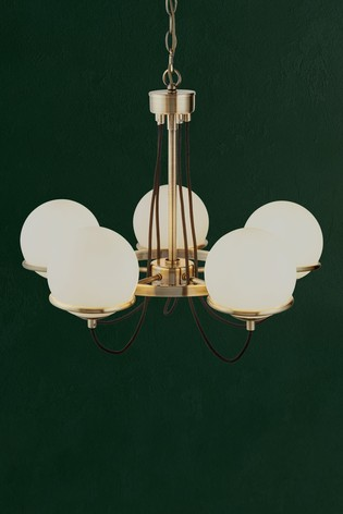 Anna 5 Light Ceiling Light by Searchlight