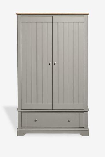 Hampton Double Wardrobe