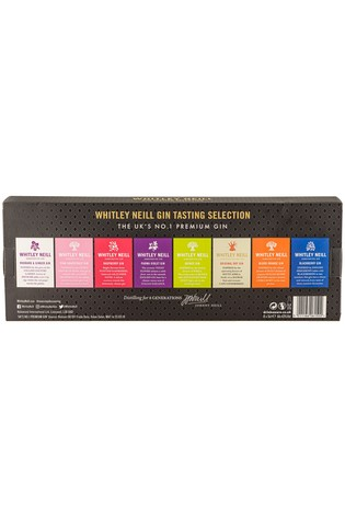 8 x 5cl Tasting Pack Gift Set by Whitley Neill
