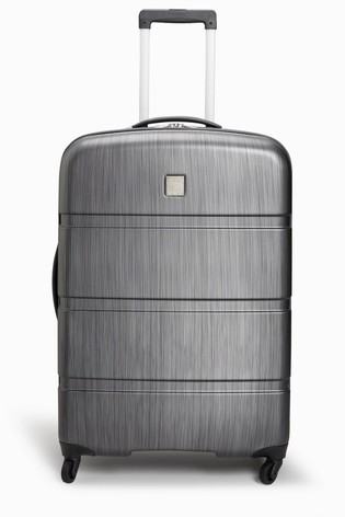 Grey Large San Carlos Suitcase