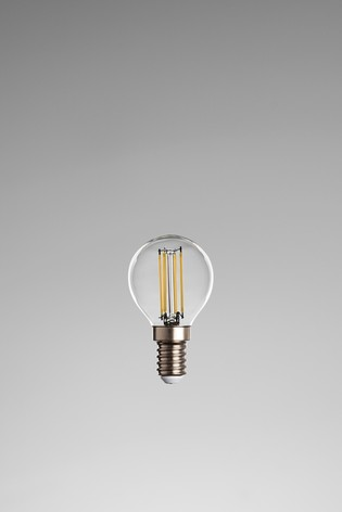 4W LED SES Dimmable Golf Ball Bulb