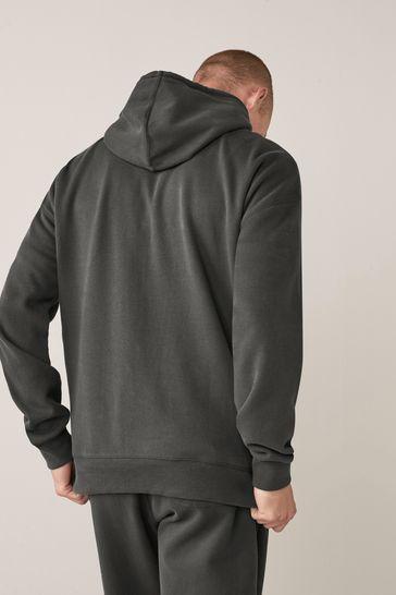 Slate Overhead Hoody Loungewear