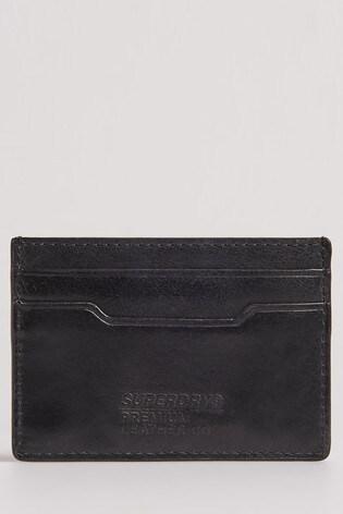 Superdry Leather Cardholder