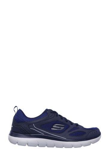 Skechers® Blue Summits South Rim Sports Trainers