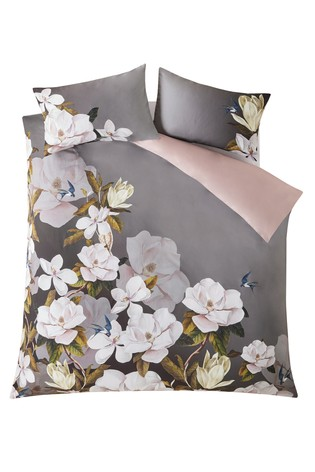 Ted Baker Exclusive To Next Opal Floral Cotton Duvet Cover
