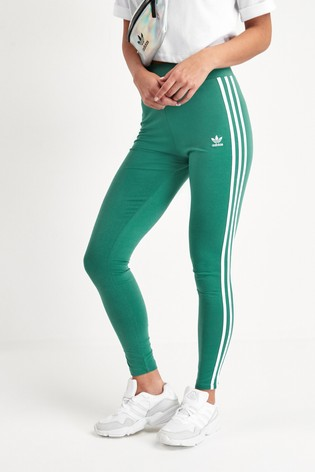 adidas Originals High Waist 3 Stripe Legging