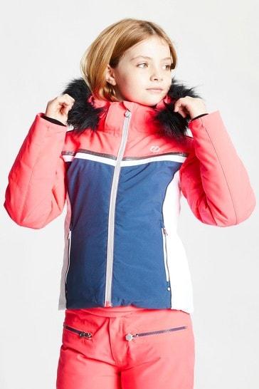 Dare 2b Blue Estimate Waterproof Ski Jacket