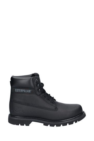 CAT® Lifestyle Black Colorado Boots