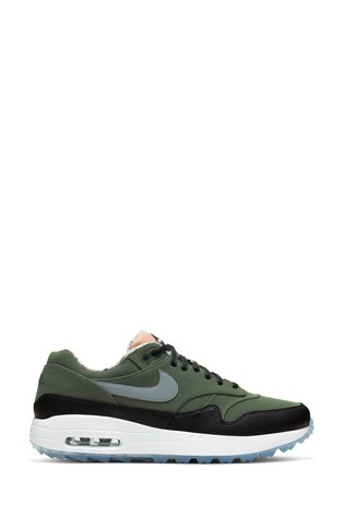 Nike Men's Limited Edition Air Max 1 G NRG Denim Golf Shoes