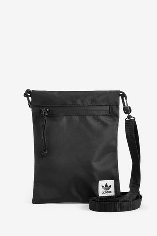adidas Originals Black Simple Pouch