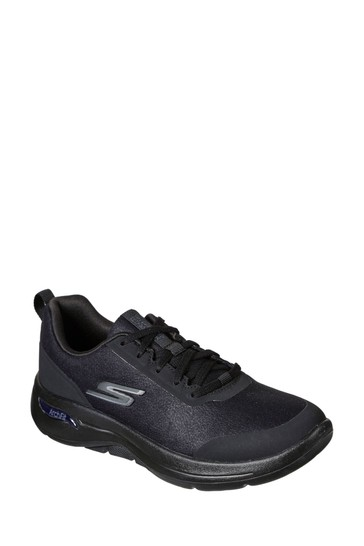 Skechers® Black Go Walk Arch Fit Trainers