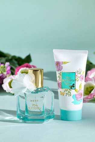 Miss Butterfly 50ml Light Fragrance Gift Set