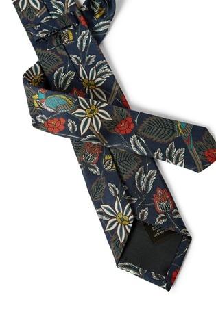 Ted Baker Pidgin Floral Print Silk Tie