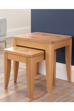 High Park Nest of Tables by Bentley Designs