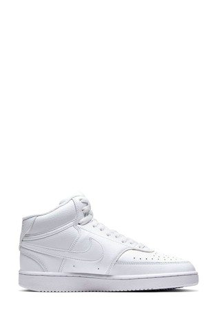 Nike Court Vision Mid Trainers