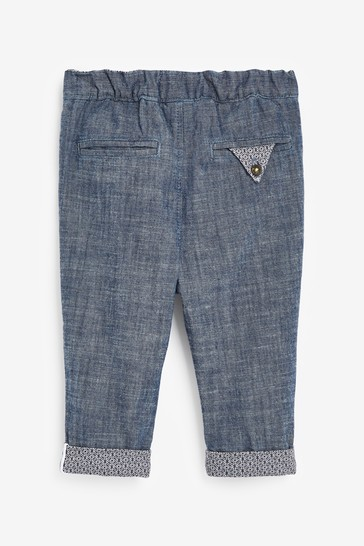 Baker by Ted Baker Baby Boys Chambray Trousers