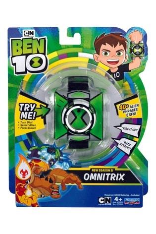 Ben 10 Omitrix Refresh ENG IC