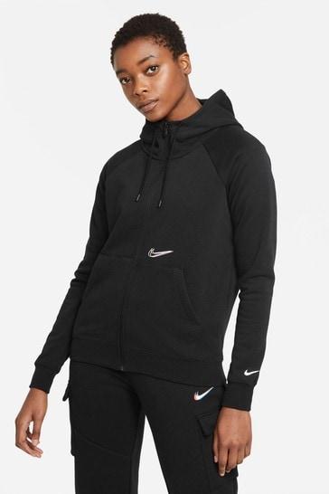 Nike Dance Zip Through Hoodie