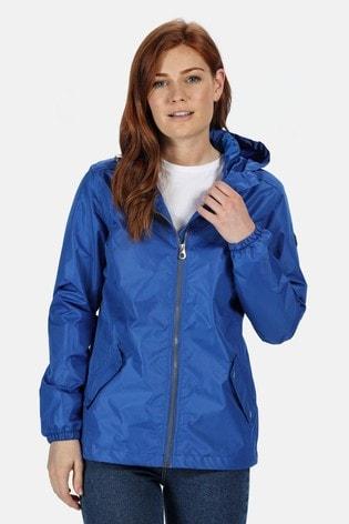 Regatta Blue Lilibeth Waterproof Jacket