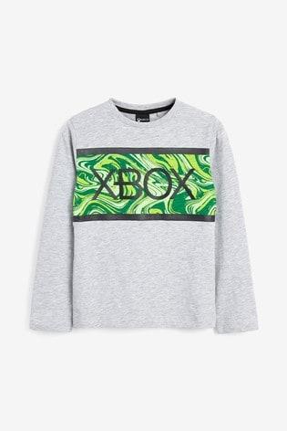 Monochrome 2 Pack Xbox Pyjamas (5-16yrs)