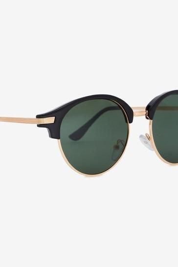 Black Polarised Sunglasses