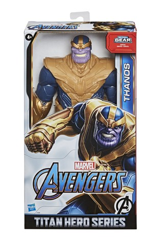 Marvel Avengers Titan Hero Deluxe Thanos Figure
